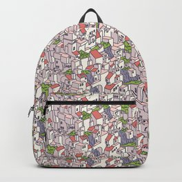 endless city Backpack