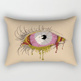 Sight of the Surgeon Rectangular Pillow