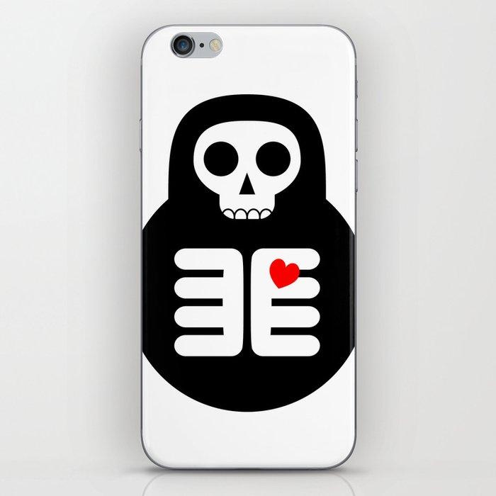 The Angel iPhone Skin