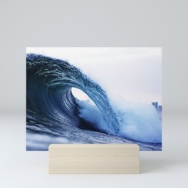 The Wave Mini Art Print