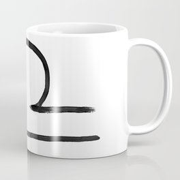 Libra Grit Coffee Mug