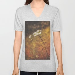 Don't Eat The Daisies Unisex V-Neck