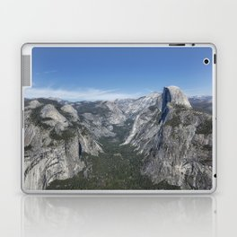 Half Dome from Glacier Point Laptop & iPad Skin