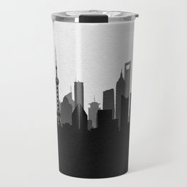 City Skylines: Shanghai Travel Mug