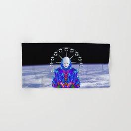 Fairground in Space Hand & Bath Towel