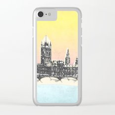 Westminster, London, England Clear iPhone Case