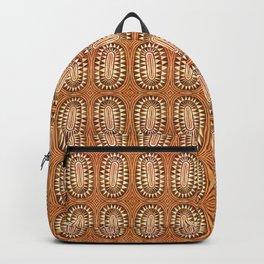 African Triangle Boom Backpack