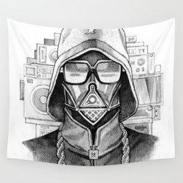Def Vader Wall Tapestry