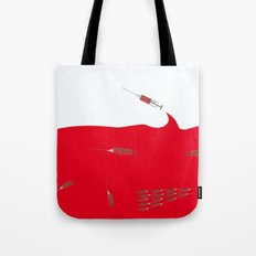 Insane tide Tote Bag