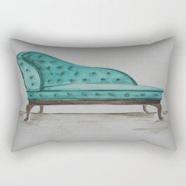 Chaise Lounge Rectangular Pillow