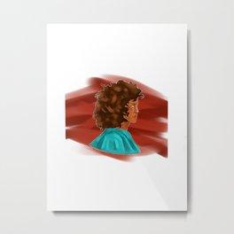 Scythe Anastasia Metal Print