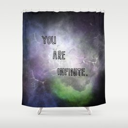 Infinite Shower Curtain
