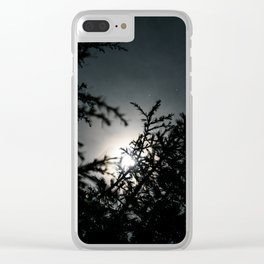Moonlight Clear iPhone Case