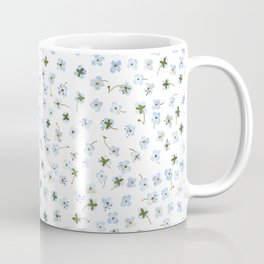 Forget-me-not Coffee Mug