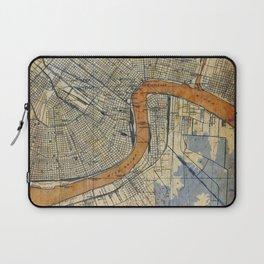 06-New Orleans Louisiana 1932 Laptop Sleeve