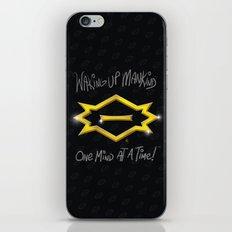 C2 & Posse Emblem iPhone & iPod Skin