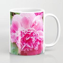 Pink Camelia  Coffee Mug