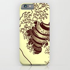 Coffee Wave Slim Case iPhone 6