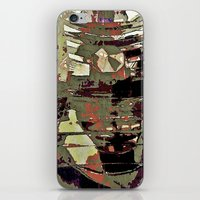 pilot iPhone & iPod Skins featuring Orion's Pilot by Fringeman