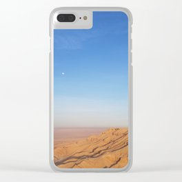 Floating over the Valley of the Kings Clear iPhone Case