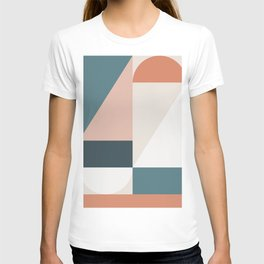 Cirque 01 Abstract Geometric T-shirt