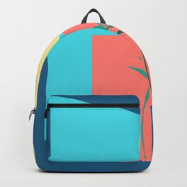 Shapes of the Palm Backpack