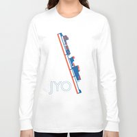 60s Long Sleeve T-shirts featuring Leesburg (JYO) - 60s by Kyle Rodgers
