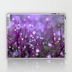 Fairy Drops Pink Laptop & iPad Skin
