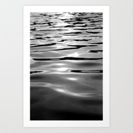 Water one Art Print