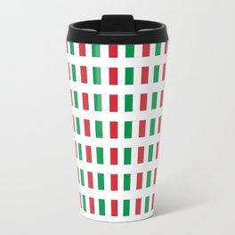 flag of Italia- Italy,Italia,Italian,Latine,Roma,venezia,venice,mediterreanean,Genoa,firenze Travel Mug