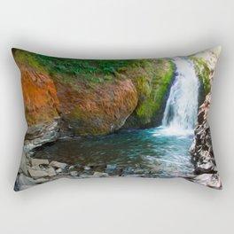 Bridal Veil Falls OR Rectangular Pillow