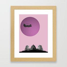 Evil Lair Framed Art Print