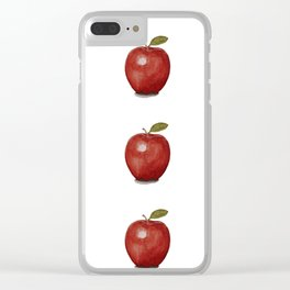 Nothing But the Truth Clear iPhone Case