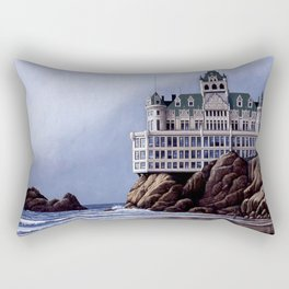 Cliff House - San Francisco, CA Rectangular Pillow