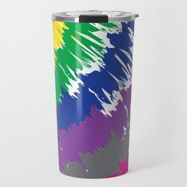 Happy Colours Travel Mug