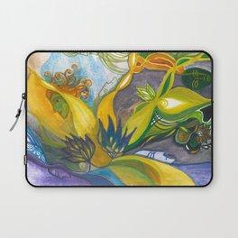 Waterlily Masquerade Laptop Sleeve