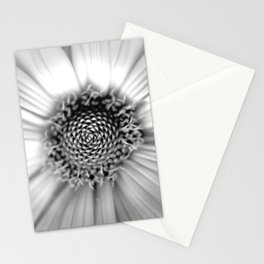Maximilian in Black and White Stationery Cards