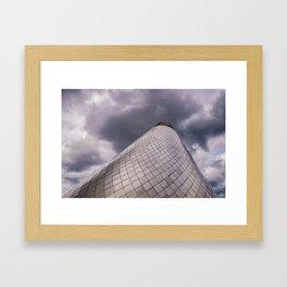 Museum of Glass Framed Art Print