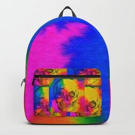 Ode To Skully Backpack