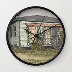 House 01 Wall Clock