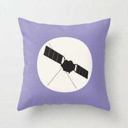 Mars Express Throw Pillow