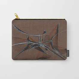 Stone Curve Abstract Carry-All Pouch