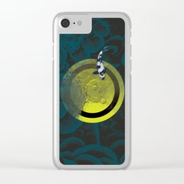 Complimentary Zen Clear iPhone Case