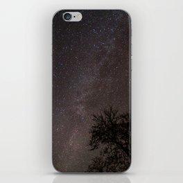 Clear Sky II iPhone Skin