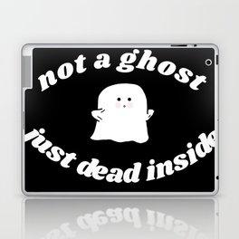 just dead inside Laptop & iPad Skin
