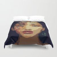pocahontas Duvet Covers featuring Pocahontas by FannikaRial