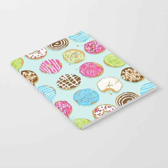 Sweet donuts Notebook