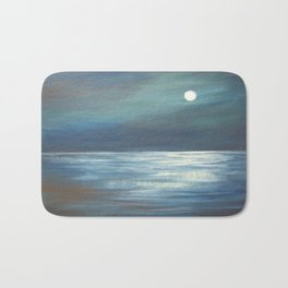 A Walk in the Moonlight AC151201-12 Bath Mat