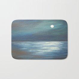 A Walk in the Moonlight AC151201-12 Bath Mat