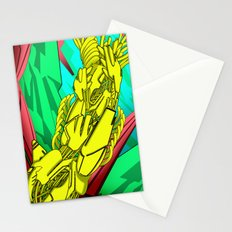 AUTOMATIC WORM 5 Stationery Cards